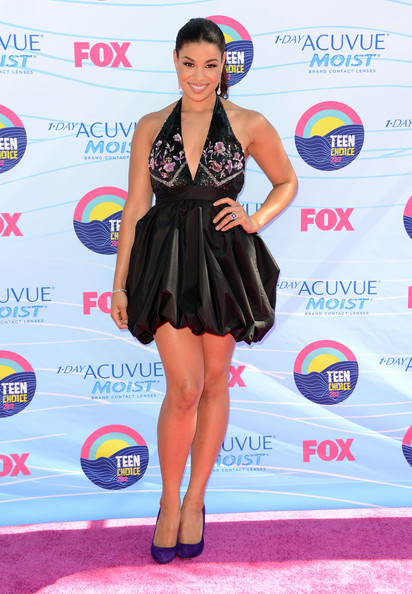 Jordin Sparks - Teen Choice Awards 2012 - Arrivals