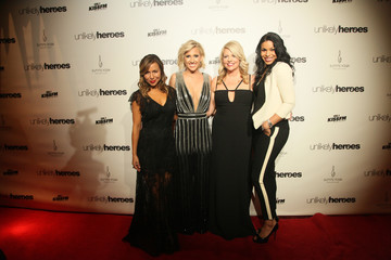 Jordin Sparks Unlikely Heroes 4th Annual Recognizing Heroes Charity Benefit at the Ritz-Carlton, Dallas