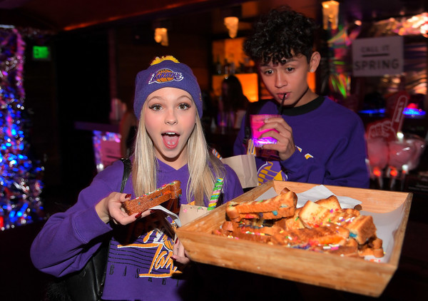 Call It Spring Oakes Over HYDE Lounge to Host Young Hollywood's Finest for the Lakers vs. Warriors NBA Game