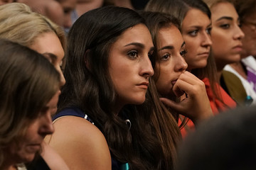 Jordyn Wieber Senate Commerce Committee Holds Hearing On Protecting And Empowering US Amateur Athletes