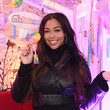 """Jordyn Woods Candy Crush Friends """"Sweet n Solo"""" Valentine's Day Dinner Event"""