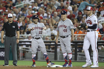 Jose Altuve 89th MLB All-Star Game, Presented By Mastercard