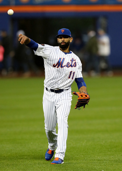 new style 51d82 7188f Jose Bautista Photos Photos - Miami Marlins vs. New York ...