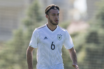 Jose-Enrique Rios Alonso Germany v Armenia - UEFA U17 Elite Round