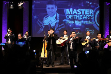 Jose Hernandez The '2014 Latinos De Hoy Awards' Presented By Hoy And Los Angeles Times