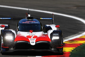 Jose Maria Lopez WEC 6 Hours Of Spa-Francorchamps
