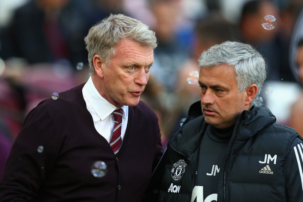 West Ham United vs. Manchester United - Premier League