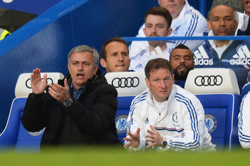 Jose Mourinho Chelsea v Stoke City - Premier League