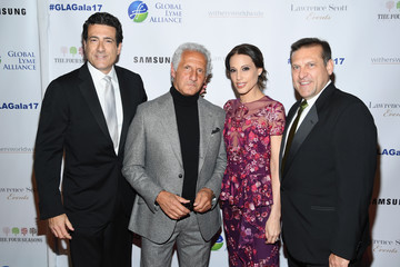 Joseph Abboud The Global Lyme Alliance Celebrates the Third Annual New York City Gala - Arrivals