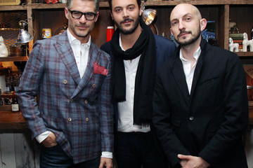 Joseph Akel At Large Magazine Dinner in Honor of Cover Star Jack Huston at Elyx House