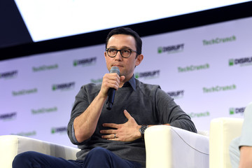 Joseph Gordon-Levitt TechCrunch Disrupt San Francisco 2019 - Day 1
