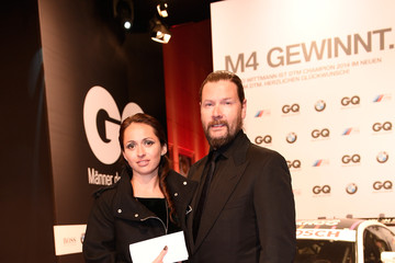 Josephine Garvey GQ Men of the Year Awards in Berlin