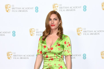 Josephine de La Baume EE British Academy Film Awards 2020 Nominees' Party - Red Carpet Arrivals