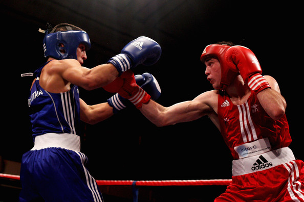 Amateur boxing scotland