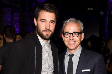 Josh Bowman Entertainment Weekly & People Upfronts Party 2016 - Inside