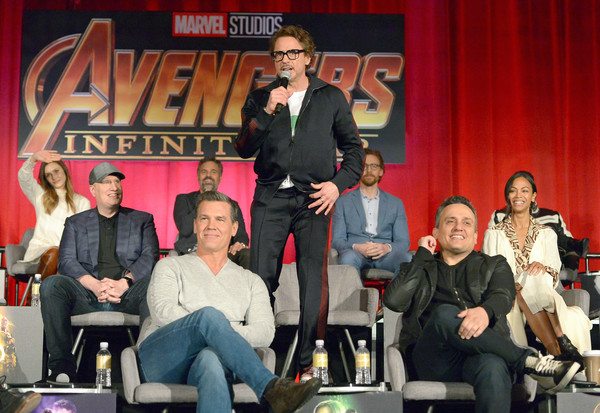 """""""Avengers: Infinity War"""" Global Press Conference"""