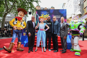 Josh Cooley Disney And Pixar's 'Toy Story 4' European Premiere
