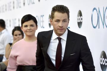 "Josh Dallas Screening Of ABC's ""Once Upon A Time"" Season 4 - Red Carpet"