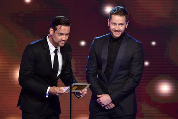 Josh Dallas 4th Annual Critics' Choice Television Awards - Show