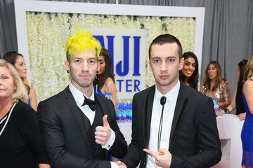 Josh Dun FIJI Water At The 59th Annual GRAMMY Awards