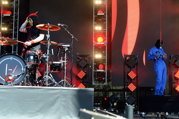 Josh Dun Coke Zero Countdown at the NCAA March Madness Music Festival - Day 2