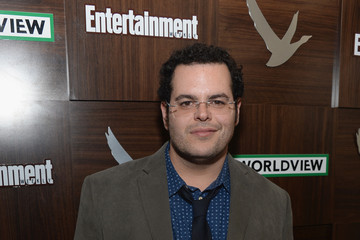 "Josh Gad GREY GOOSE Blue Door Hosts ""Wish I Was Here"" Dinner - 2014 Park City"