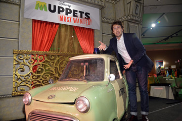 Josh Groban 'Muppets Most Wanted' Afterparty in Hollywood