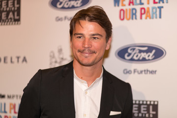Josh Hartnett 6th Annual Reel Stories, Real Lives Benefiting MPTF - Arrivals