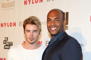 Josh Henderson Nylon + BCBGeneration May Young Hollywood Party — Part 3