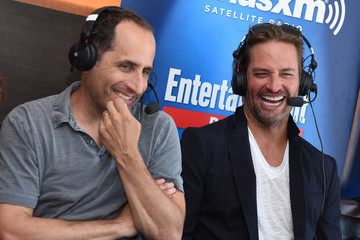 Josh Holloway SiriusXM's Entertainment Weekly Radio Channel Broadcasts From Comic-Con 2016 - Day 1
