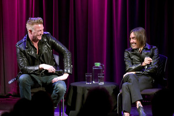 Josh Homme A Conversation With Iggy Pop and Josh Homme at The Grammy Museum