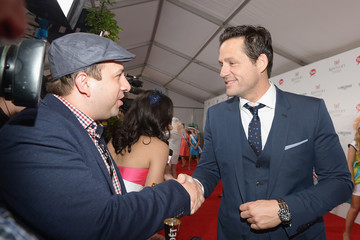 Josh Hopkins Moet & Chandon Toasts The 140th Kentucky Derby