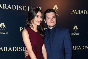 Josh Hutcherson 'Paradise Lost' Premieres in Paris