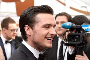 Josh Hutcherson Arrivals at the 87th Annual Academy Awards — Part 3
