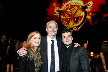 Josh Hutcherson 'The Hunger Games: Mockingjay, Part 1' Afterparty