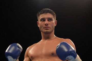 Josh Kelly Boxing at The SSE Hydro
