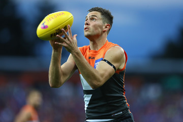 Josh Kelly AFL 1st Preliminary Final - GWS v Western Bulldogs