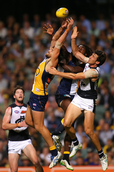 AFL Rd 2 - West Coast v Carlton