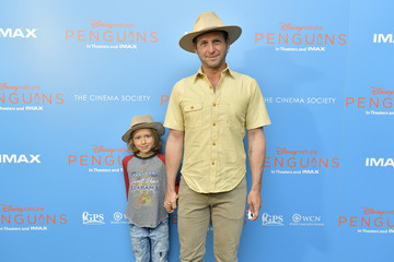 Josh Lucas Disneynature's 'PENGUINS' Premiere