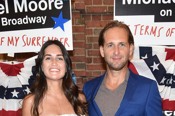 Josh Lucas 'The Terms of My Surrender' Broadway Opening Night - Arrivals & Curtain Call