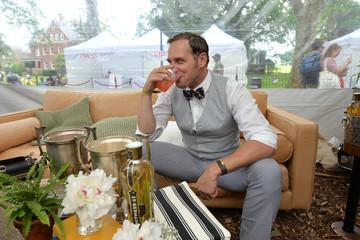 Josh Lucas 11th Annual Jazz Age Lawn Party Sponsored by St-Germain