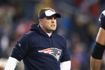 Josh McDaniels Divisional Round - Houston Texans v New England Patriots