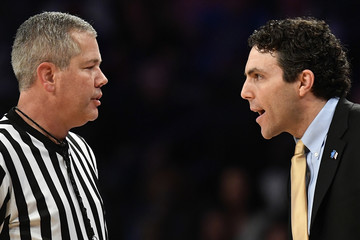 Josh Pastner Duke v Georgia Tech