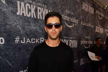 Josh Peck Premiere Of 'Tom Clancy's Jack Ryan' At The Opening Night Of Los Angeles Fleet Week 2018 - Red Carpet