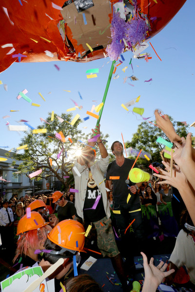 ... Kids' Choice Awards pinata tickets giveaway at The Grove on March 26