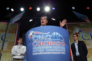 Josh Romney Mitt Romney Returns To Campaign Trail After 1st Debate