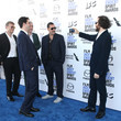Josh Safdie 2020 Film Independent Spirit Awards  - Arrivals