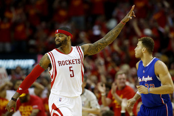Josh Smith Los Angeles Clippers v Houston Rockets - Game Seven