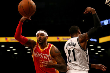 Josh Smith Houston Rockets v Brooklyn Nets