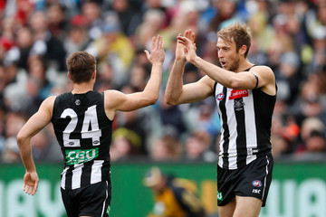 Josh Thomas AFL Rd 16 - Collingwood v Essendon
